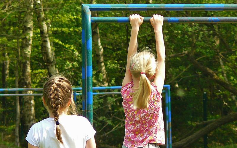 Natural Movement Workouts: Hang Time