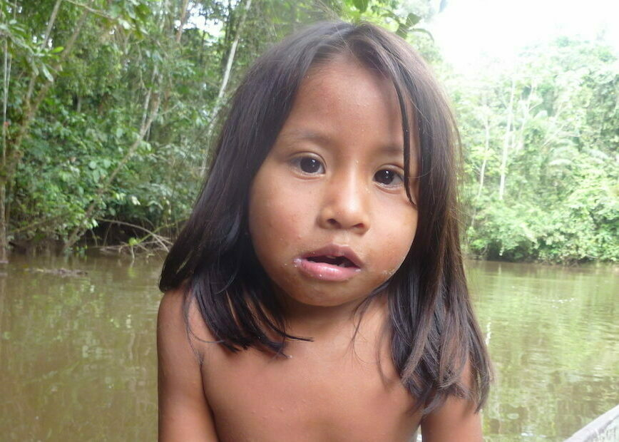 The research of Dr. Douglas London on one of the last remaining indigenous hunter-gatherer societies on Earth, part 2 image