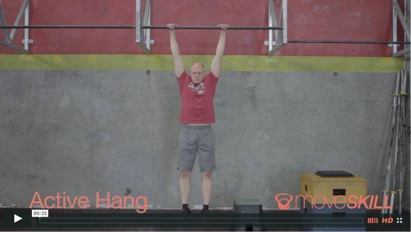 Active Hang