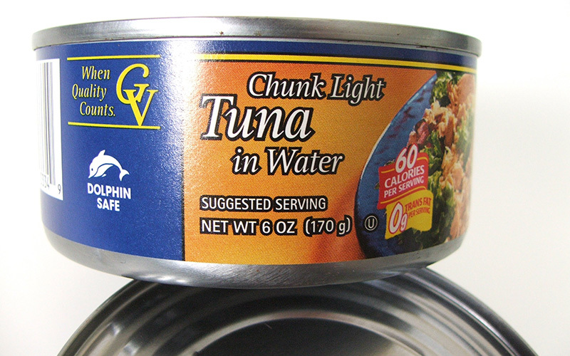 Canned Tuna   The Paleo Diet