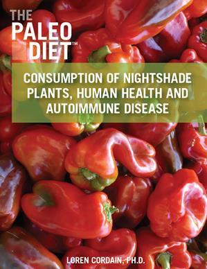 Consumption of Nightshade Plants and Autoimmune Disease