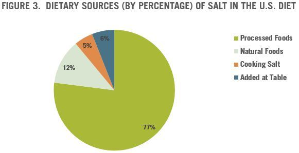 Sources of Salt | The Paleo Diet