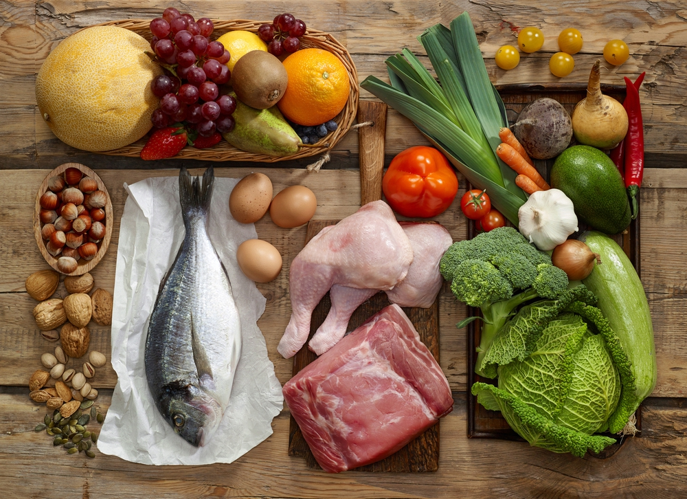 Foods in a Healthy Paleo Diet