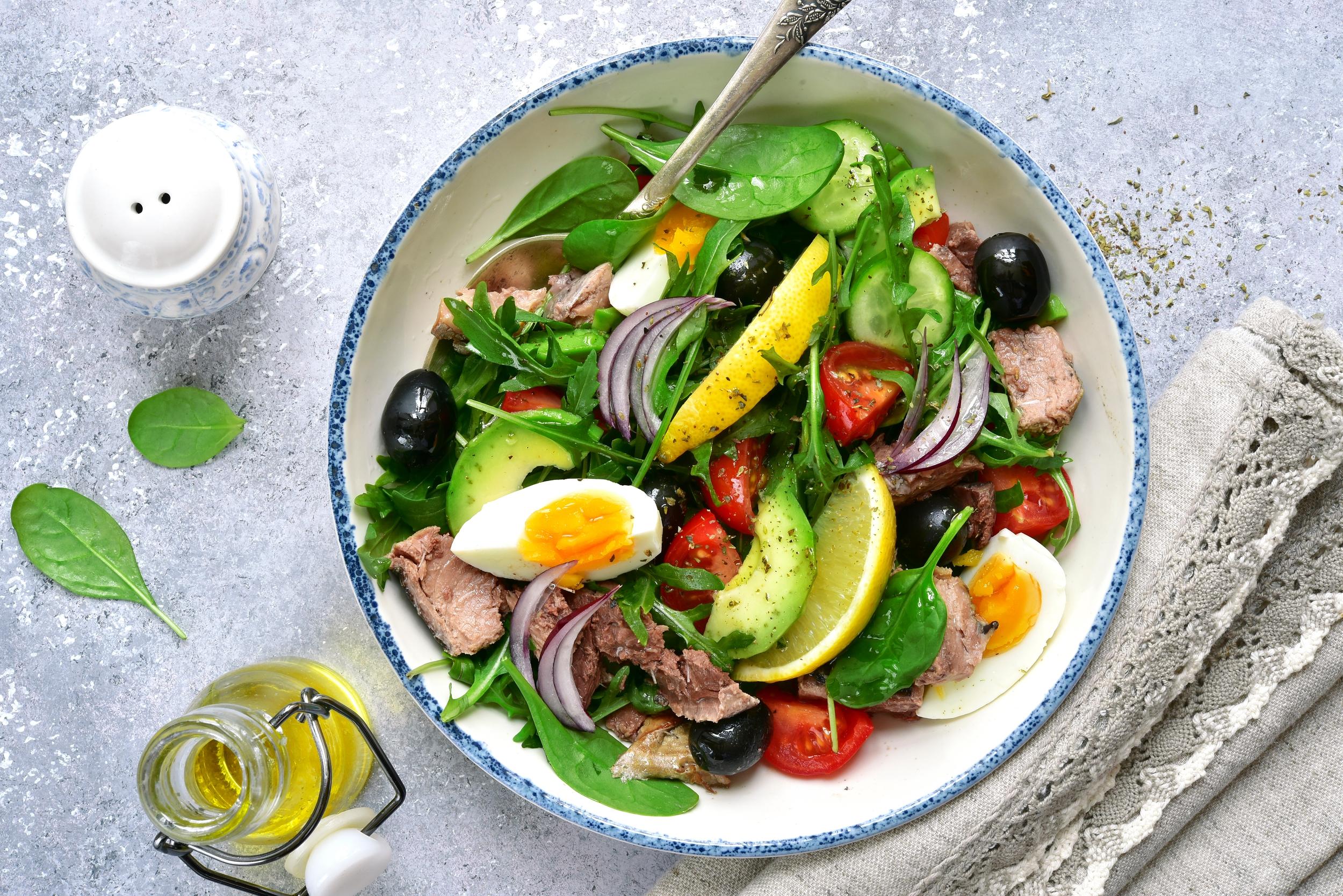 Paleo Arugula Salad